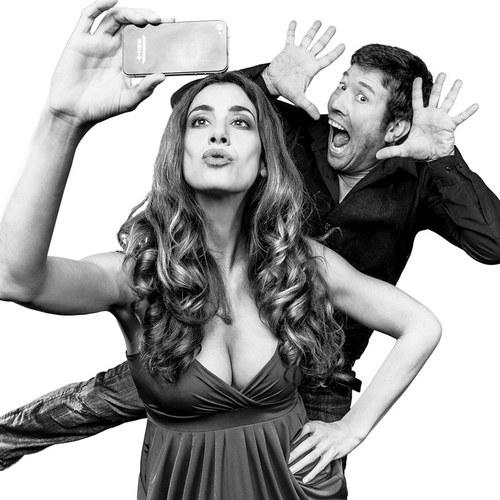 Nina Hartmann & Olivier Lendl