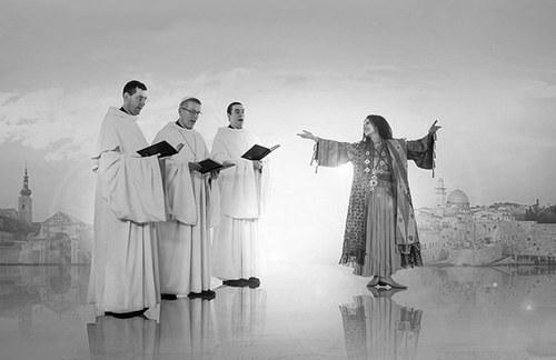 Timna Brauer & Elias Meiri Ensemble & Vox Gotica