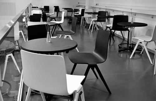 Die Cafeteria | Galerie